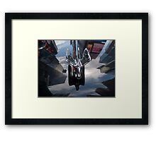 Packard - Times Square, NYC Framed Print