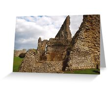Sherborne Old Castle - 10 Greeting Card