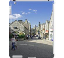 Water Street, Bakewell iPad Case/Skin