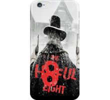 The Hateful Eight 2015 jembut iPhone Case/Skin