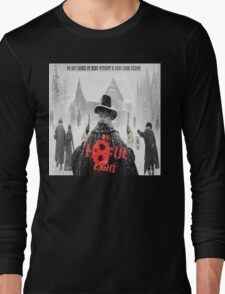 The Hateful Eight 2015 jembut Long Sleeve T-Shirt