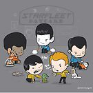 Starfleet Daycare by Queenmob