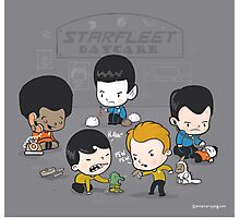 Starfleet Daycare Photographic Print