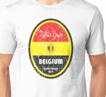 World Cup Football - Belgium Unisex T-Shirt
