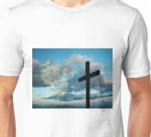 JESUS LIVES >ALL SIGNS POINT TO HIS SOON RETURN > VARIOUS APPAREL Unisex T-Shirt