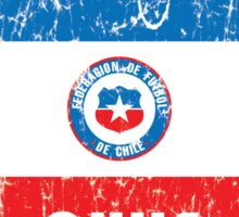 World Cup Football - Chile Sticker