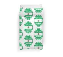 World Cup Football - Nigeria Duvet Cover