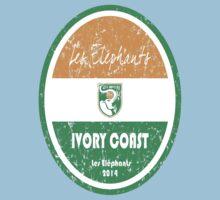 World Cup Football - Ivory Coast One Piece - Short Sleeve