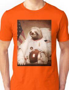 Sloth Astronaut Unisex T-Shirt
