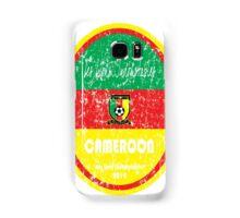 World Cup Football - Cameroon Samsung Galaxy Case/Skin