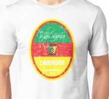 World Cup Football - Cameroon Unisex T-Shirt
