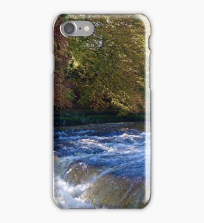 The River Ure iPhone Case/Skin