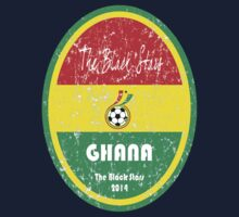 World Cup Football - Ghana One Piece - Short Sleeve