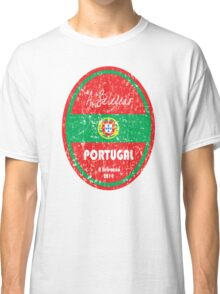 World Cup Football - Portugal Classic T-Shirt