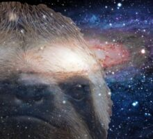 Sloth space Sticker