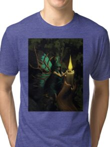 Touch The Flame Tri-blend T-Shirt