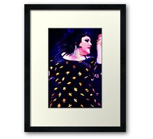 Beth Ditto Framed Print