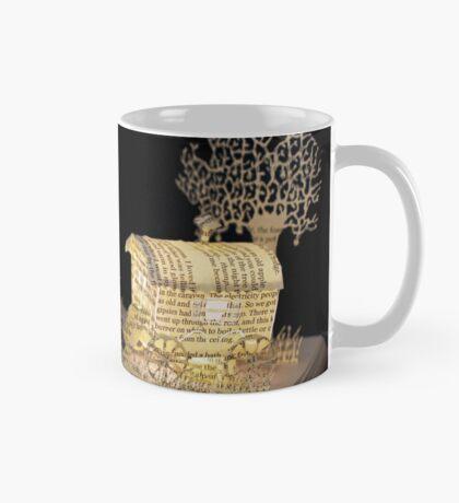 Danny Champion of the World, Roald Dahl book sculpture Mug