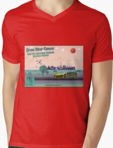 TakeMeToTheRiver03 Mens V-Neck T-Shirt