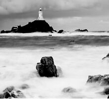 Corbiere storms by Gary Power