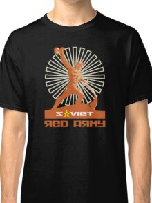 SOVIET RED ARMY SCULPTURE Classic T-Shirt