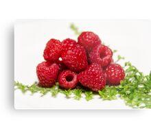 Berry Fresh Metal Print