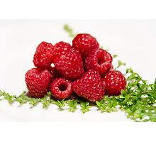 Berry Fresh Photographic Print