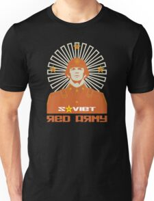 SOVIET RED ARMY SOLDIER Unisex T-Shirt