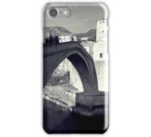 Mostar Bridge iPhone Case/Skin