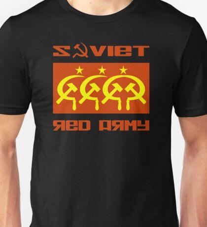 SOVIET RED ARMY CCCP Unisex T-Shirt