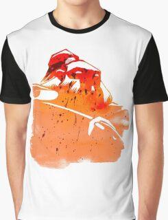 Axe Artwork Graphic T-Shirt