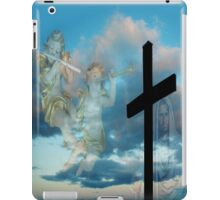 JESUS LIVES >ALL SIGNS POINT TO HIS SOON RETURN > VARIOUS APPAREL iPad Case/Skin