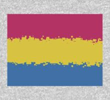 Pansexual Pride Flag by cadellin