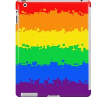 Gay Pride Flag- Retro iPad Case/Skin