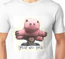datlof will hold - yogscast lewis Unisex T-Shirt