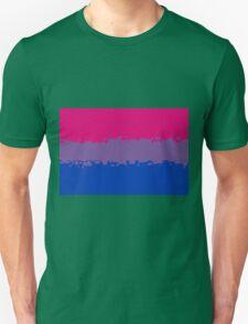 Bisexual Pride Flag T-Shirt
