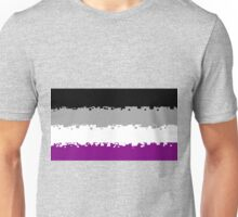 Asexual Flag Unisex T-Shirt