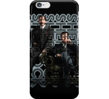 Sherlock Christmas special iPhone Case/Skin