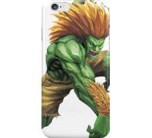 Blanka Street Fighter iPhone Case/Skin