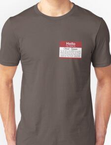Name's Oliver T-Shirt