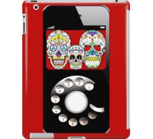 Vintage cellphone iPad Case/Skin