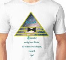 Mystic Bill Cipher Unisex T-Shirt