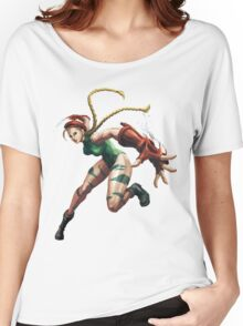 Cammy White Street Fighter Women's Relaxed Fit T-Shirt