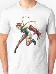 Cammy White Street Fighter Unisex T-Shirt