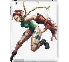 Cammy White Street Fighter iPad Case/Skin