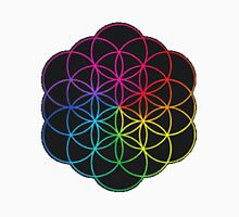 Coldplay Symbol - Multicolored  Unisex T-Shirt