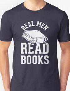 Real Men Read Books Unisex T-Shirt