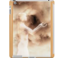 Fading iPad Case/Skin