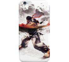 Ryu super hook - street fighter iPhone Case/Skin