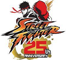 Street Fighter 25th anniversary by SlyMan